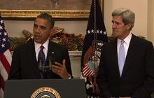 Obama taps Kerry for Secretary of State