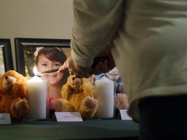 Victims of Conn. school shooting