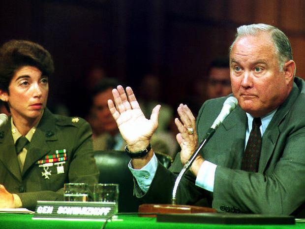 Gen. Norman Schwarzkopf, 1934-2012