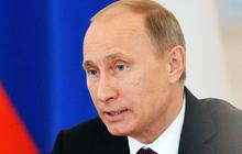Putin to ban U.S. adoptions of Russian children