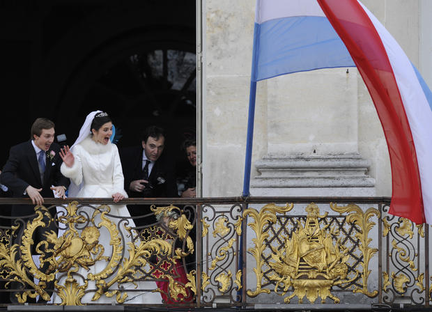 Royal wedding for Austrian Archduke