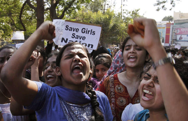 Gang rape sparks rage in India