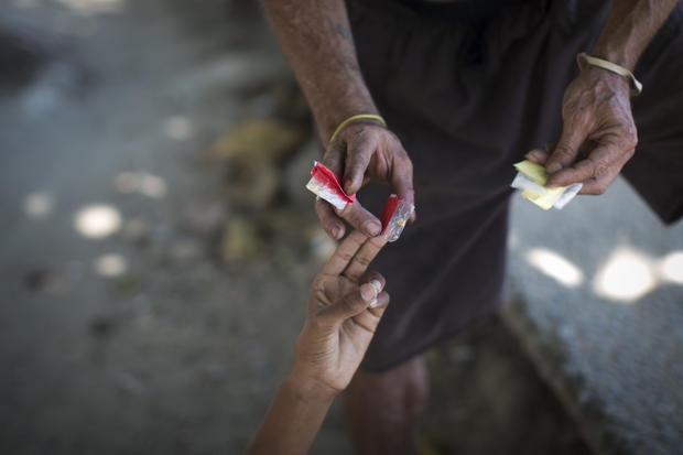 Crack epidemic in Brazil