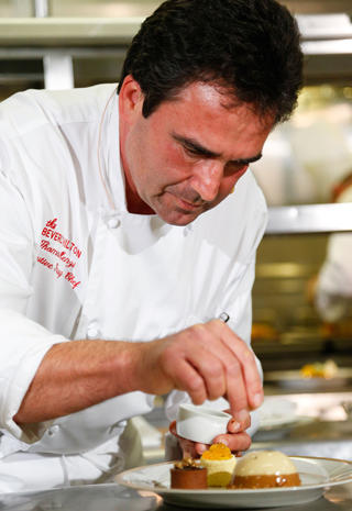 Chefs show off the 2013 Golden Globes menu