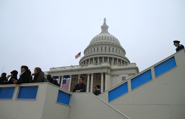 Inauguration 2013: The rehearsal