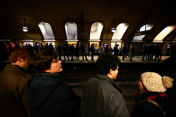 World's oldest subway turns 150