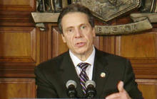 N.Y. governor signs tougher gun laws