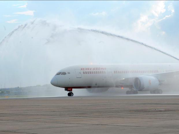 印度航空,787,波音,梦想飞机