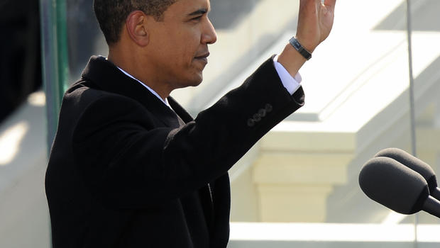 obama s inauguration speech rhetorical analysis Analysis: trump's short, dark and defiant inaugural address perhaps it should be no surprise that a presidential candidate whose campaign was unprecedented in so many ways would deliver an.