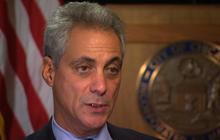 Chicago mayor puts pressure on gunmakers