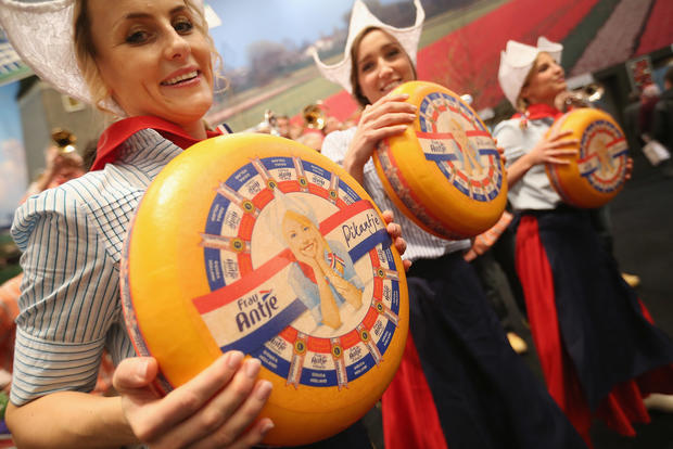 Berlin hosts world's largest agricultural trade fair