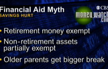 Financial aid myths: Jill Schlesinger on why you might qualify