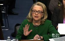 "Clinton: ""I take responsibility"" for Benghazi"