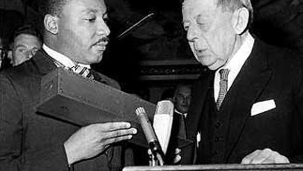 Martin Luther King: Newly discovered MLK speech released ...
