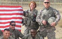 Female vet: Men will resist women in ground combat