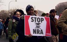 Gun control advocates march on Washington