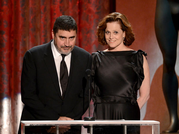 SAG Awards 2013: Show highlights