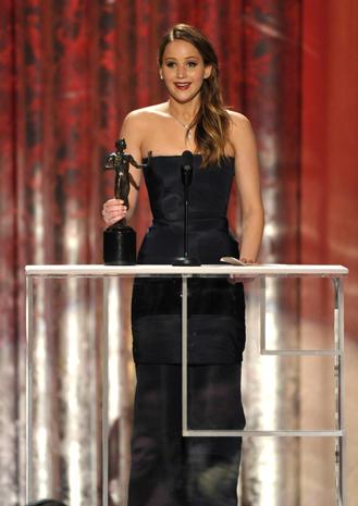 SAG Awards 2013: Show highlights