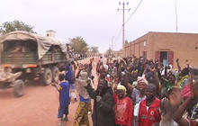 The fight against al Qaeda in Mali