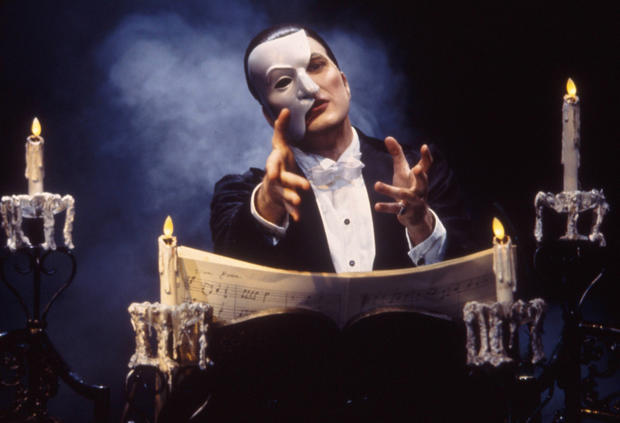 "The Phantoms of ""The Phantom of the Opera"""
