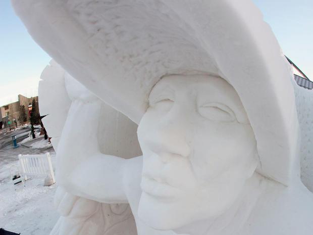International Snow Sculpture Championships