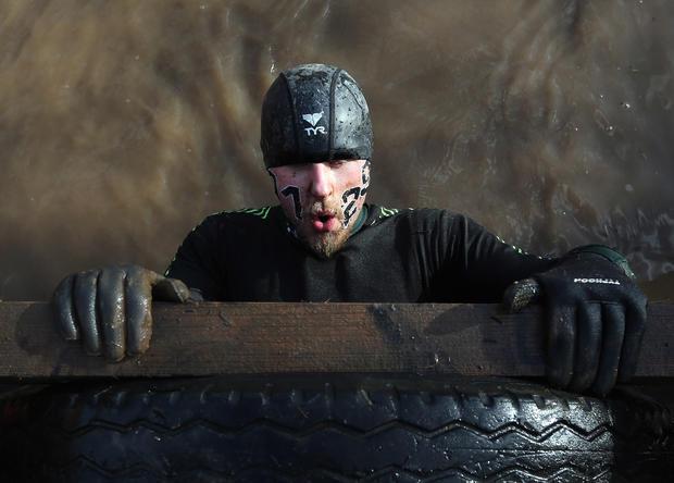 Tough Guy Challenge tests endurance