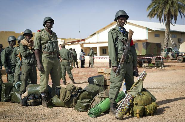 Fight continues in Mali