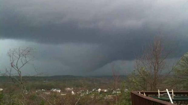 georgia, storm