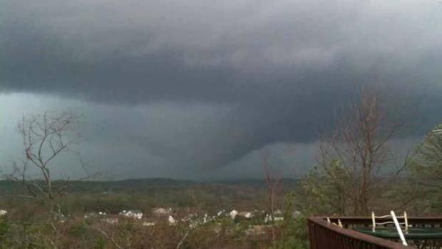 格鲁吉亚,风暴