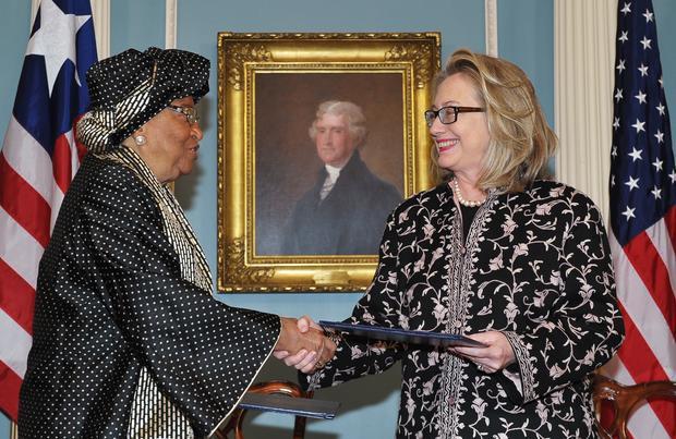 Hillary Clinton as Secretary of State