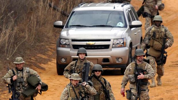 Alabama Standoff Update Suspected gunman was violent to animals
