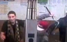 Watch: Nunchucks used in NYC subway attack