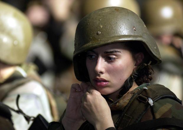 Women and combat