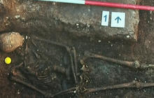 King Richard III's remains found in UK parking lot