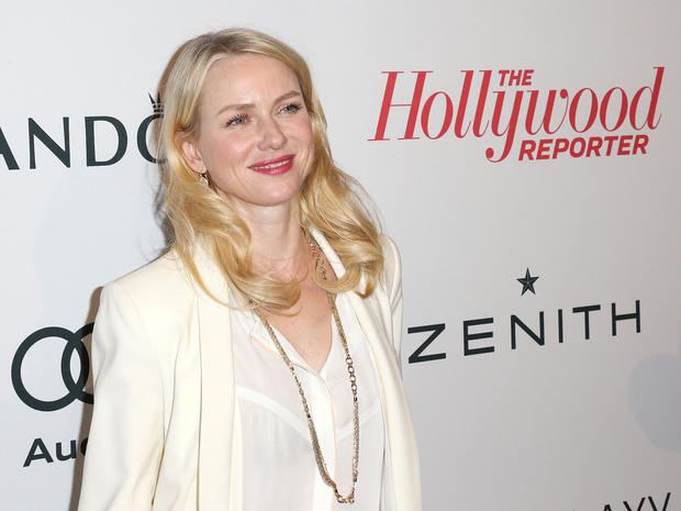 The Hollywood Reporter Nominees' Night 2013