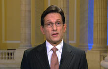 Cantor avoids endorsing Rubio's immigration plan