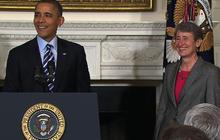 Obama nominates outdoors company CEO for Interior secretary