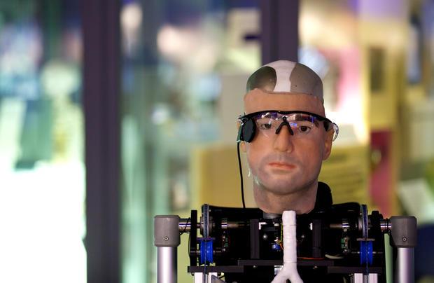 The $1 million bionic man