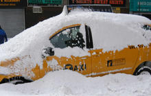 As blizzard nears, travel delays expected