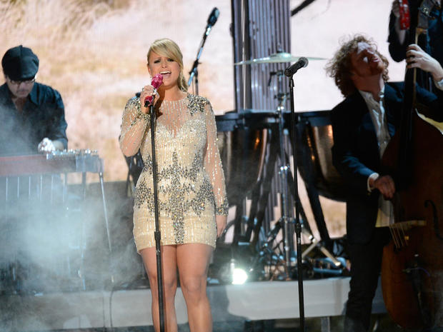 Grammy Awards 2013: Show highlights