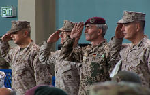 A new commander in Afghanistan