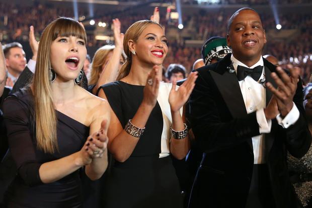 Grammy Awards 2013: Behind the scenes