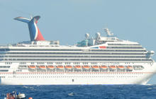 Conditions worsen on damaged cruise ship