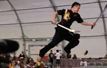 Wushu: A new sport for the Olympics?