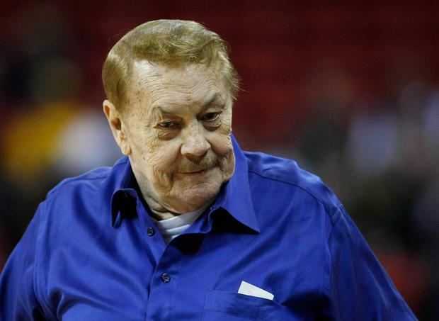 Jerry Buss: 1933-2013