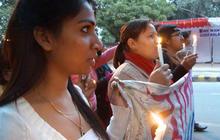 India's women revolt against a culture of rape