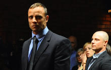 Pistorius: I thought girlfriend was a burglar
