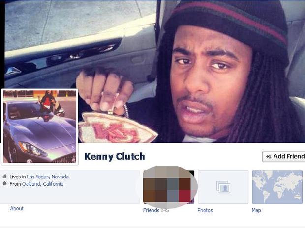 Aspiring rapper killed in Las Vegas Strip shooting