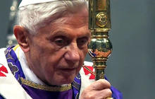 Scandal clouding pope's final days