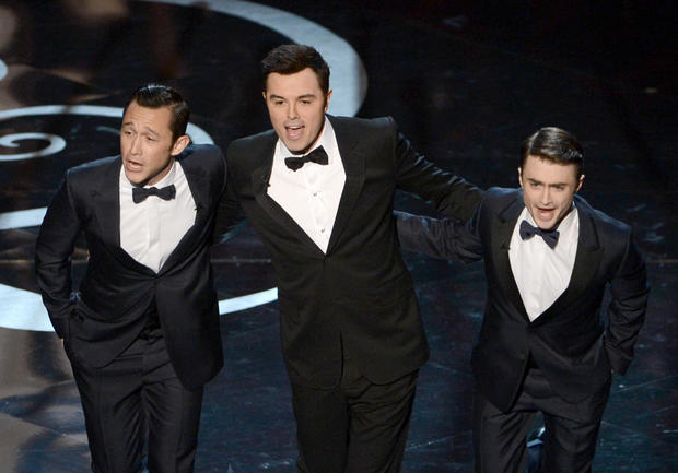 Oscars 2013: Show highlights